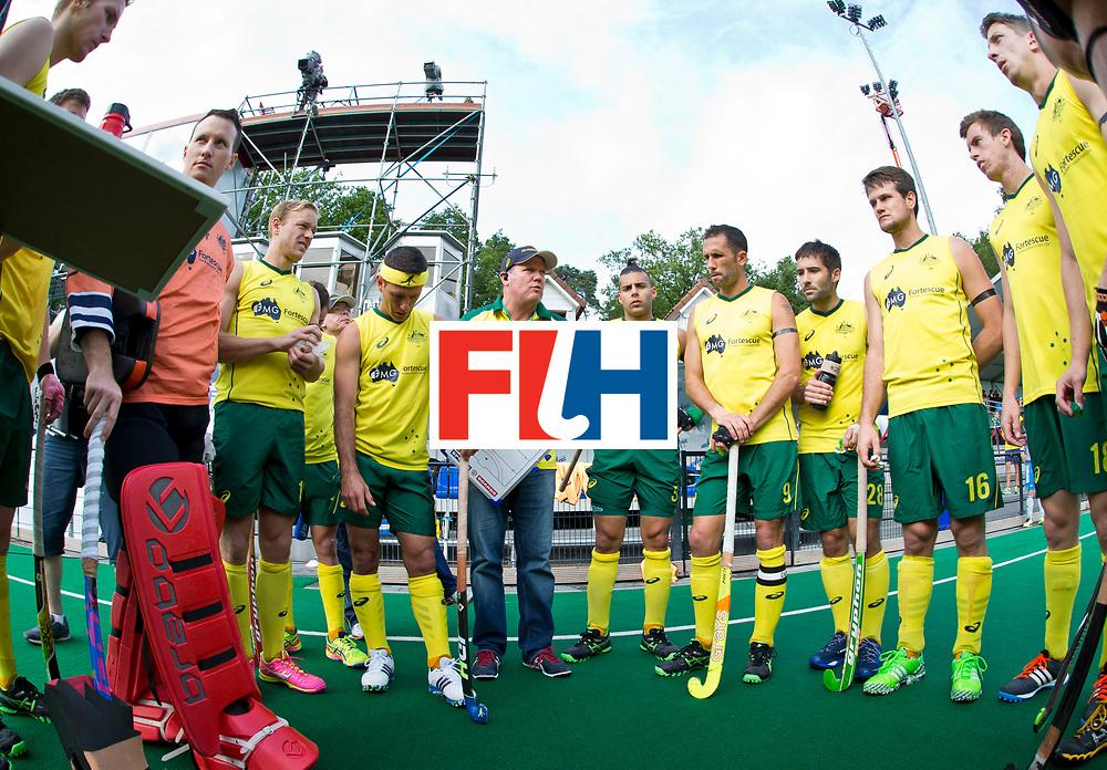 21/06/2015<br /> HWL Semi Final Antwerp Belgium 2015<br /> Australia v France Men<br /> <br /> Photo: Grant Treeby
