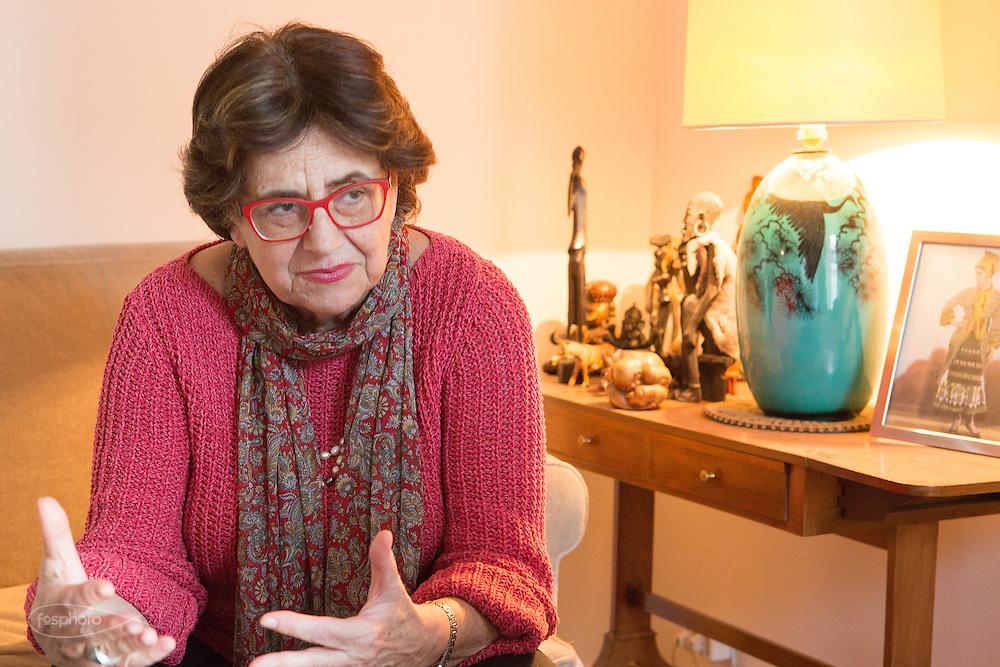 Atene, Dec. 2014 - Joanna Manganara, 62 UN - Grecia: Reaction Era