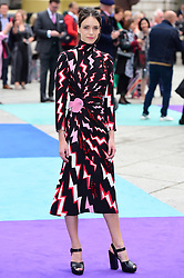 Stacy Martin arriving for Royal Academy of Arts Summer Exhibition Preview Party 2019 held at Burlington House, London. Picture date: Tuesday June 4, 2019. Photo credit should read: Matt Crossick/Empics. EDITORIAL USE ONLY.