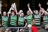 EDF National Trophy Final 12-4-2008. Exeter Chiefs v Northampton Saints.