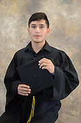 Sam Houston MSTC 2016 salutatorian Jose Pineda.