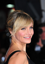 Cameron Diaz during the Gambit world film premiere, The Empire, Leicester Square, London, United Kingdom, November 7, 2012. Photo by Nils Jorgensen / i-Images.