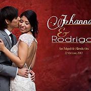 Boda Johanna + Rodrigo