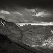 Ben Lui and Allt an Rund, Southern Highlands