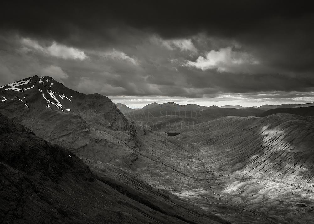 Ben Lui and Allt an Rund, Southern Highlands