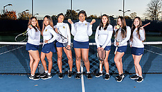 2018 A&T Women's Tennis Picture Day