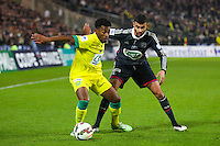 Georges Kevin NKOUDOU  - 20.01.2015 - Nantes / Lyon  - Coupe de France 2014/2015<br /> Photo : Vincent Michel / Icon Sport
