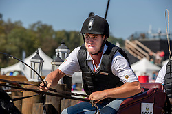 Degrieck Dries, BEL, Dirk, Garrelt, Grenadier, Zico<br /> World Equestrian Games - Tryon 2018<br /> © Hippo Foto - Dirk Caremans<br /> 22/09/2018