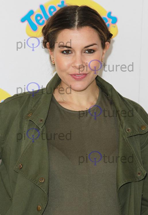 Imogen Thomas, Teletubbies - World Premiere, BFI Southbank, London UK, 25 October 2015, Photo by Brett D. Cove