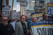 United States Steel Workers AK Steel Protest<br />