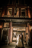 Christine & Kent, Walper Hotel Wedding