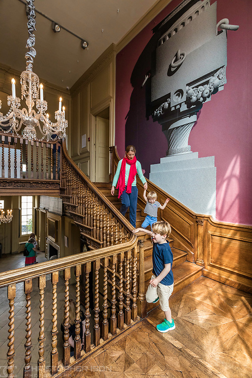 Pallant House Gallery Open Weekend in Chichester, West Sussex.<br /> Picture date: Saturday April 21, 2018.<br /> Photograph by &copy; Christopher Ison/Pallant House<br /> 07544044177<br /> chris@christopherison.com<br /> www.christopherison.com