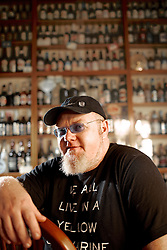 Sady Homrich (18 de Abril ), é baterista da banda Nenhum de Nós e cervejeiro. Atualmente colunista do jornal Folha de S.Paulo. FOTO: Jefferson Bernardes/ Agência Preview