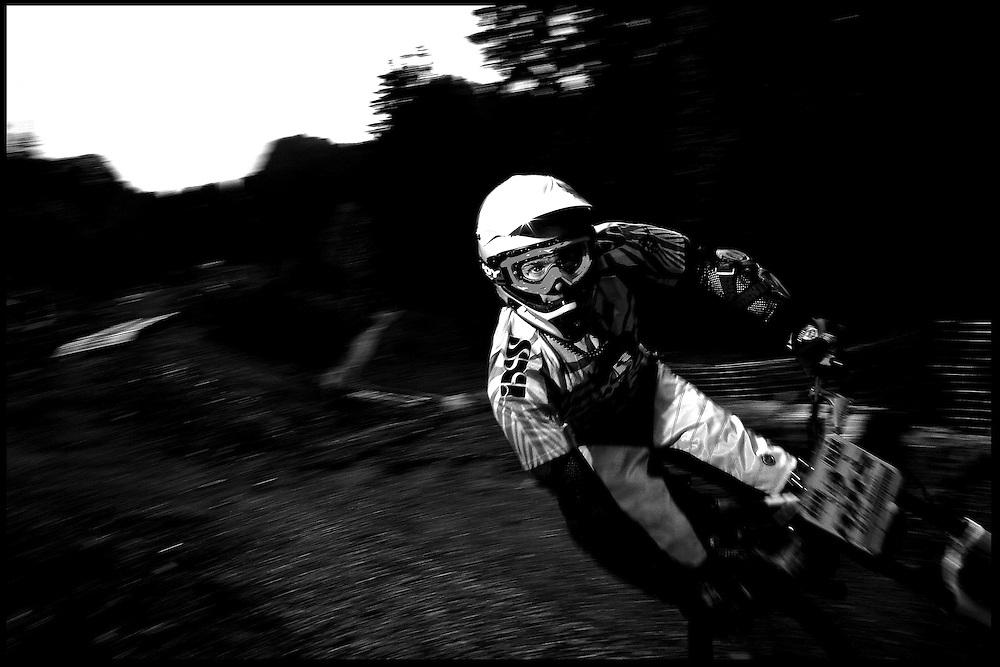 Rider: Marcel Beer<br /> Location: Filzbach (Switzerland)