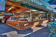 Farmers Market, Los Angeles, CA. retail, Food, Produce, complex, Shopping, Outdoor Mall, landmark and world class tourist destination