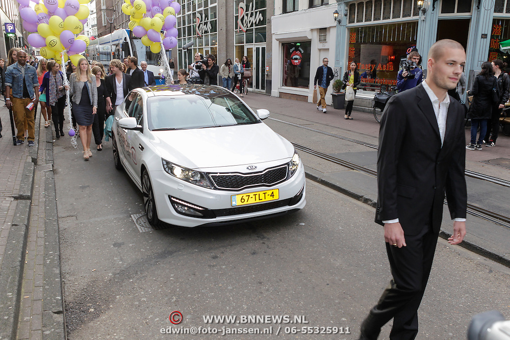 NLD/Amsterdam/20120614 - Uitreiking Jackie's Bachelor List 2012,