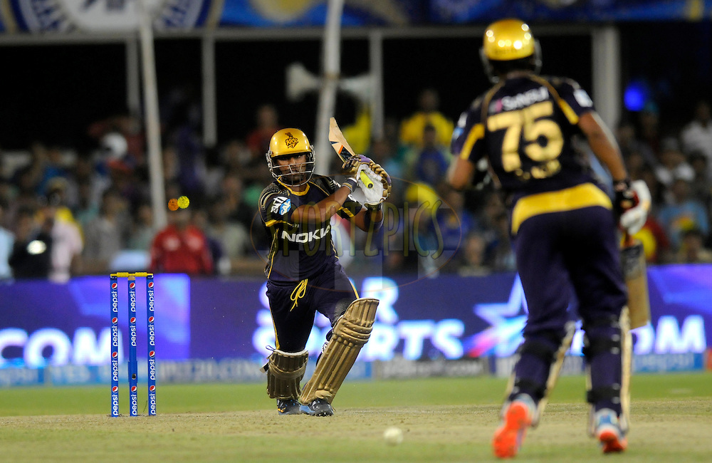 during match 25 of the Pepsi Indian Premier League Season 2014 between the Rajasthan Royals and the Kolkata Knight Riders held at the Sardar Patel Stadium, Ahmedabad, India on the 5th May  2014<br /> <br /> Photo by Pal Pillai / IPL / SPORTZPICS      <br /> <br /> <br /> <br /> Image use subject to terms and conditions which can be found here:  http://sportzpics.photoshelter.com/gallery/Pepsi-IPL-Image-terms-and-conditions/G00004VW1IVJ.gB0/C0000TScjhBM6ikg