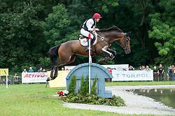 Donckers Karin, (BEL), Fletcha van't Verahof<br /> Cross Country - FEI European Eventing Championships - Strzegom 2017 <br /> © Hippo Foto - Jon Stroud<br /> 19/08/2017,