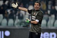 Gianluigi Buffon  Juventus<br /> Calcio  Juventus vs Udinese<br /> Campionato Serie A - Torino 19/1/2013 Juventus Stadium<br /> Football Calcio 2012/2013<br /> Foto Federico Tardito Insidefoto