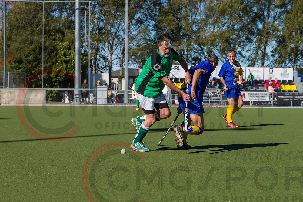 GOLDEN OLDIES FESTIVAL OF SPORT<br /> HOCKEY,<br /> HOCKEY<br /> 20180416<br /> CHRISTCHURCHNEW ZEALAND<br /> Photo KEVIN CLARKE ANZIPP CMG SPORT ACTION IMAGES<br /> &copy;cmgsport2018