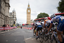 the Prudential RideLondon Classique, a 66 km road race in London on July 30, 2016 in the United Kingdom.