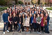 Photography ©Mara Lavitt<br /> October 20, 2018<br /> <br /> Yale Law School reunion: class of 2013 without babies.