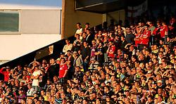 Bristol City fans at Norwich City - Mandatory by-line: Robbie Stephenson/JMP - 16/08/2016 - FOOTBALL - Carrow Road - Norwich, England - Norwich City v Bristol City - Sky Bet Championship