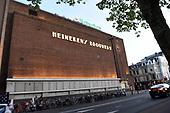 Heineken plaatst 'apostrof s' terug op gevel brouwerij