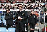 Photo: Lee Earle.<br /> Aston Villa v Fulham. The Barclays Premiership. 21/10/2006. Villa manager Martin O'Neill