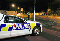 Auckland-Pedestrian hit by car in Dominion Road serious
