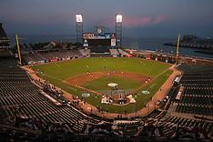 20101006 - NLDS Practice - Atlanta Braves at San Francisco Giants (Major League Baseball)