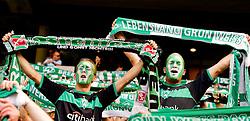 20.08.2011, Weser Stadion, Bremen, GER, 1.FBL, Werder Bremen vs SC Freiburg, im Bild Werder Fans..// during the Match GER, 1.FBL, Werder Bremen vs SC Freiburg on 2011/08/20,  Weser Stadion, Bremen, Germany..EXPA Pictures © 2011, PhotoCredit: EXPA/ nph/  Kokenge       ****** out of GER / CRO  / BEL ******