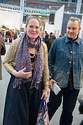 MERRY BROWNFIELD; BEN TURNBULL, Art13 London First night, Olympia Grand Hall, London. 28 February 2013