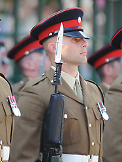 Royal Anglian March Kettering 2014