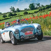 Car 9 Vivienne Ainsworth / Godfrey Ainsworth