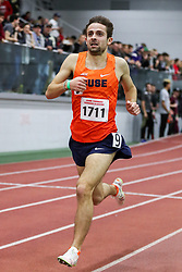BU Terrier Indoor track meet<br /> Andy Paladino, Syracuse, Mile