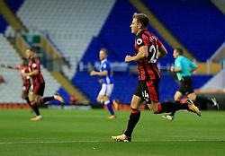 Ryan Fraser of Bournemouth - Mandatory by-line: Paul Roberts/JMP - 22/08/2017 - FOOTBALL - St Andrew's Stadium - Birmingham, England - Birmingham City v Bournemouth - Carabao Cup