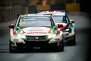 Esteban GUERRIERI, Castrol Honda WTC Team, Honda Civic WTCC<br /> 64th Macau Grand Prix. 15-19.11.2017.<br /> Suncity Group Macau Guia Race - FIA WTCC<br /> Macau Copyright Free Image for editorial use only