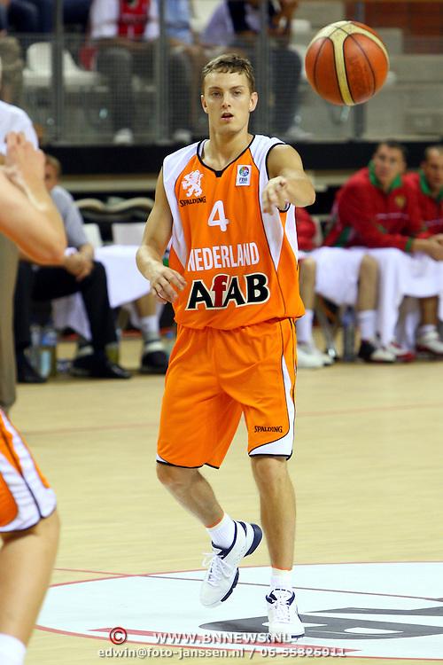 NLD/Almere/20070819 - EK kwalificatiewedstrijd Nederland - Wit Rusland, Rogier Jansen