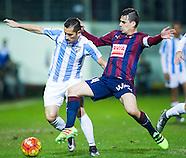 SD Eibar vs Malaga CF