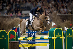 Sprunger Janika, (SUI), Bonne Chance Cw<br /> Farewell of Nino<br /> Grand Prix Rolex<br /> CHI de Genève 2016<br /> © Hippo Foto - Dirk Caremans<br /> 11/12/2016er