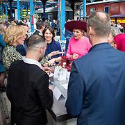 NLD/Amersfoort/20180327 - Maxima bij jubileum Het begint met Taal,