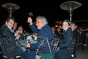 ANISH KAPOOR; SOPHIE WALKER, Zuecca Project Space and Lisson Gallery host dinner in honour of Ai Weiwe, Bauer Hotel, St. Marco,  Venice Bienalle. 28 May 2013