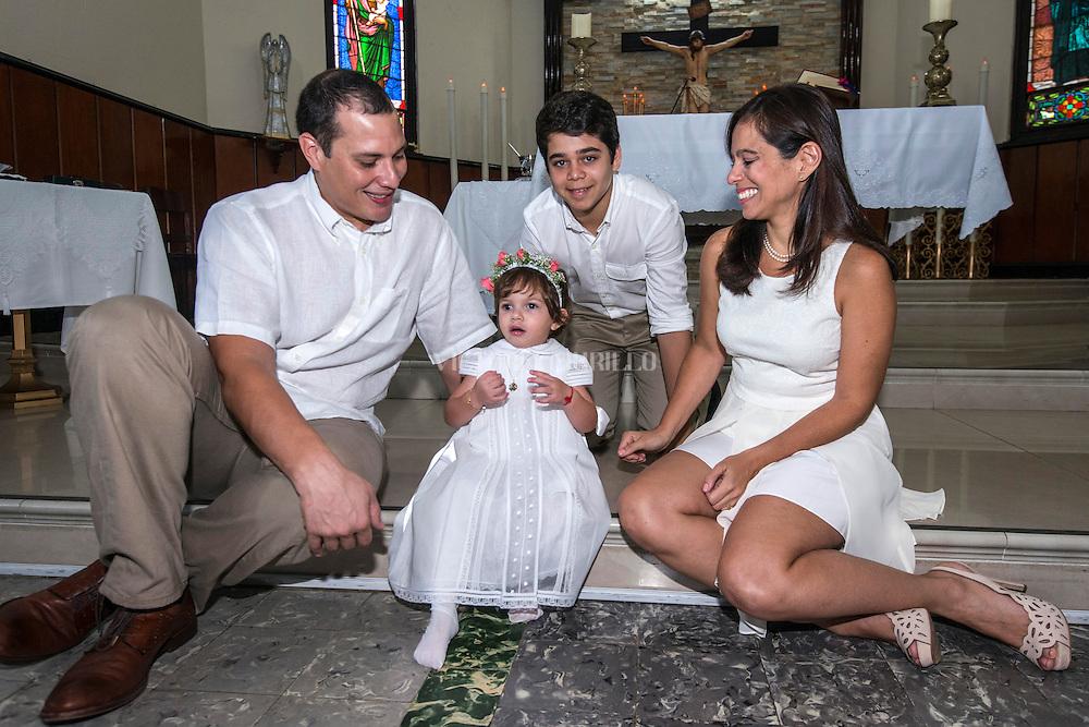 Bautizo Nina Victoria.<br /> Iglesia Sagrado coraz&oacute;n de jesus.