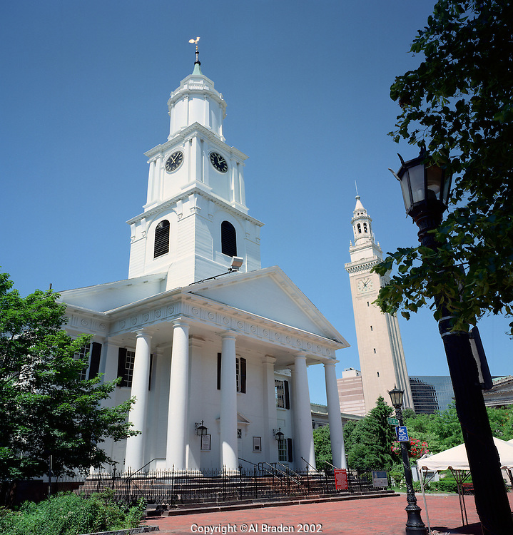 Historic Congragational Church, Springfield, MA