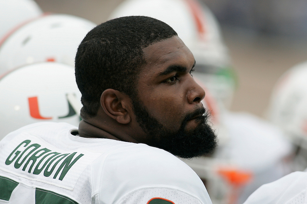 2008 Miami Hurricanes Football @ Duke