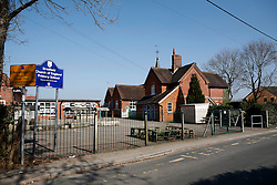 UK ENGLAND BERKSHIRE BRADFIELD SOUTHEND 23MAR11 - Bradfield Church of England Primary School in Bradfield Southend, where Kate Middleton went to preschool for a year...jre/Photo by Jiri Rezac..© Jiri Rezac 2011