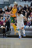 20130720 ASB Trans Tasman Cup Futsal Whites v Futsal Roos