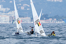 2014  ISAf Sailing World Cup | Laser Radial