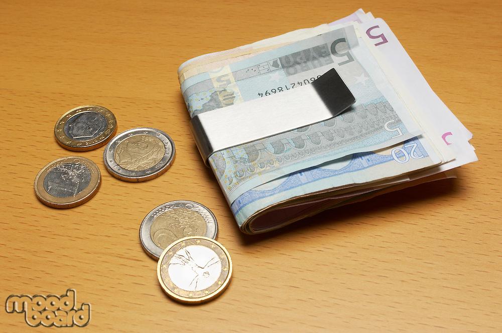 Money in Money Clip